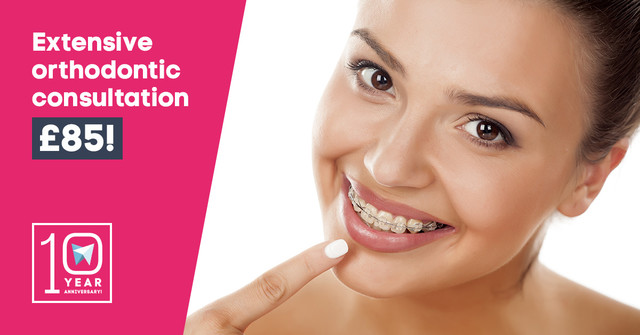 Extensive Orthodontic Consultation London