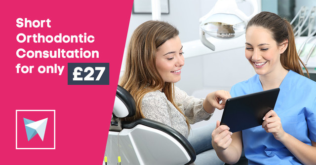 Short Orthodontic Consultation for only £27