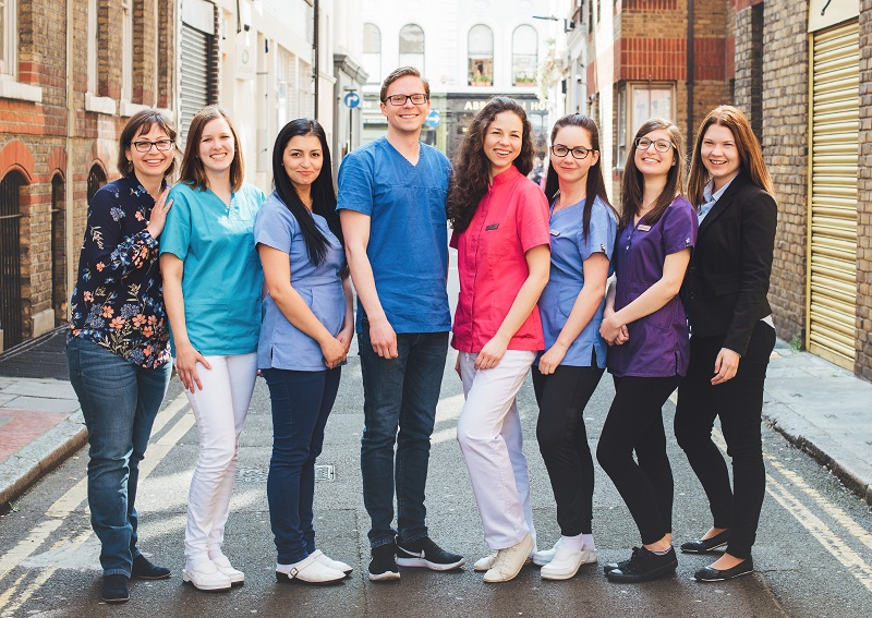 Invisalign® in our London clinic