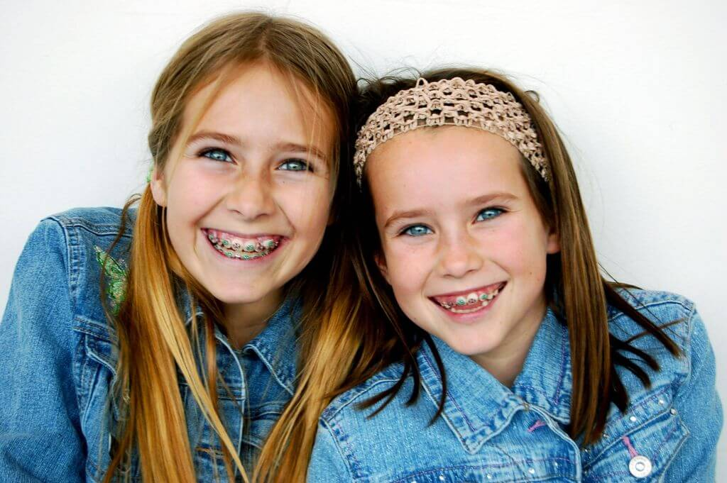 Types of child braces