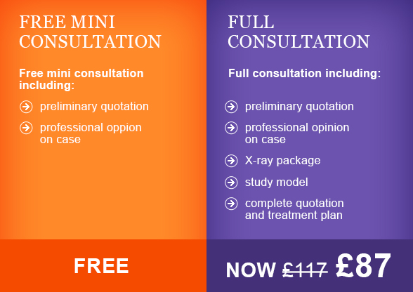 Free Mini Consultations Until 1st December
