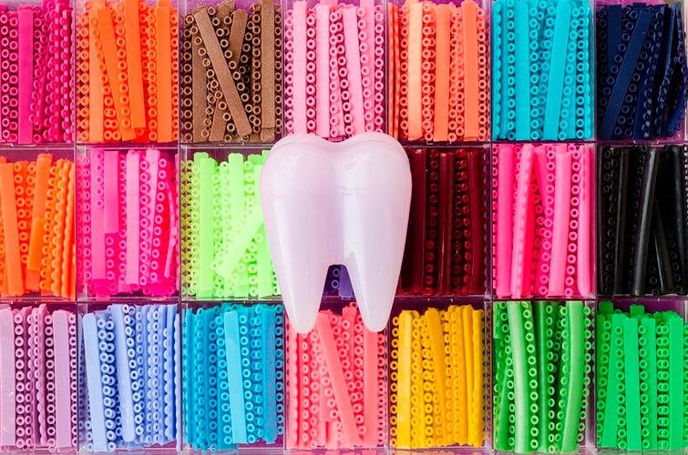Christmas Braces Ideas.Great Ideas For Color Braces Orthodontics In London